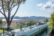 Cannes - Villa renovée vue mer - photo2