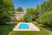 Close to Avignon - Renovated farmhouse from the xviith - photo8