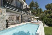 Villefranche - sur - Mer - Belle villa contemporaine avec vue mer - photo6