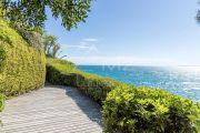 Nice - Cap de Nice - Villa contemporaine en 1ère ligne avec accès mer - photo4