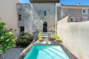 Mallemort - Ancienne chapelle rénovée avec piscine - photo1