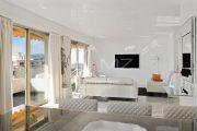 Cannes - Appartement - Dernier étage vue mer panoramique - photo7