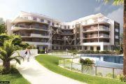 Кап Д Антиб - Пентхаус в элитном новом жилом комплексе - photo1