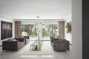 Канны - Калифори - Исключительный пентхаус в современной резиденции класса люкс - photo7