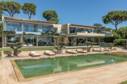 Cap d'Antibes - Magnificent contemporary property overlooking the bay of Garoupe - photo1