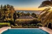 Cap d'Ail - Magnificient Sea view villa with services - photo1
