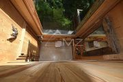 Chalet of architect in vast wooded property - photo4