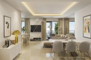 Cannes Palm Beach - New program HELIOS - Luxurious three rooms apartment ANTARES - photo3