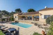 Proche Cannes - Hauteurs de Vallauris - Villa vue mer panoramique - photo1