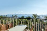 Cannes - Croisette - Apartment with a panoramic sea view - photo2