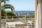 Théoule-sur-Mer - Near Cannes - 4 rooms apartment - photo1