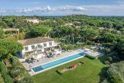 Saint-Tropez - Les Parcs - Superbe propriété avec vue mer - photo2
