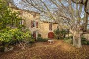 Close to Aix-en-Provence - Authentic 19th century stone house - photo1