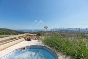 Вблизи Канн - На возвышенностях - Великолепная квартира с видом на море - photo5