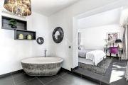 Cap d'Ail - Contemporary villa with sea view - photo10