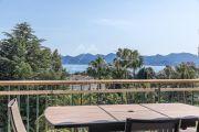 Cannes - Croix des Gardes - Appartement avec vue mer - photo1