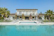 Villa rénovée dans un double domaine sécurisé - photo1