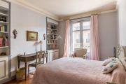 Paris 17ème - Bel appartement haussmanien 156M2 avec parking - photo7