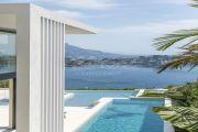 Nice - Villa neuve avec vue mer panoramique - photo16