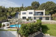 Cannes - Super Cannes - Contemporary villa - Sea and moutains views - photo12