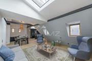 Paris 8 - Appartement de standing au dernier étage - photo1