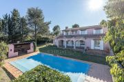 Close to Mougins - Residential area in Castellaras - photo1