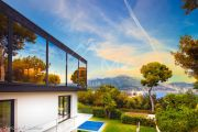 Roquebrune-Cap-Martin - Modern villa with sea view - photo14