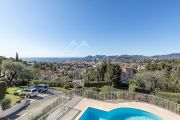 Near Cannes - On the heights - Appartment with panoramic sea view - photo3