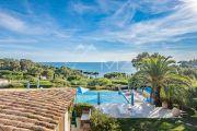 La Croix Valmer - Bastide with sea view - photo3