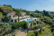 Mougins village - Peaceful panoramic sea view - photo1