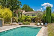 Luberon - Refined property with tennis court - photo1