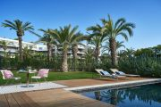 Cap d'Antibes - Beautiful two bedroom apartment with sea glimpsefor sale in Luxury residence - photo4