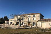 Между Авиньоном и Сен-Реми-де-Прованс - Старинный особняк - photo1