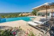 Gordes - Magnifique propriété avec piscine chauffée - photo1