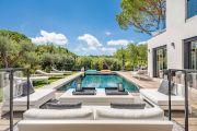 Exclusivité. Villa contemporaine neuve à Saint-Tropez - photo1