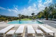 Proche St Tropez- Belle villa contemporaine vue mer - photo4