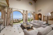 EZE - Provençal villa with panoramic sea view - photo14