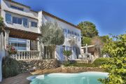 Villefranche-sur-Mer - Lovely villa with pool and sea view - photo17