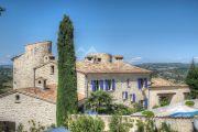 Proche Aix-en-Provence - Demeure avec vue exceptionnelle - photo1