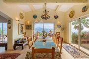 Proche Saint-Tropez - Belle propriété vue mer panoramique - photo6