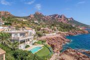 Proche Cannes - Villa pieds dans l'eau - photo6