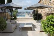 Mougins - Villa sur le toit avec vue mer panoramique et piscine - photo2