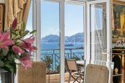 Канны - Круазетт - 4х-комнатная квартира с панорамным видом на море - photo1