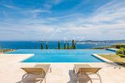 Proche de Saint-Tropez - Vue mer panoramique au coeur de Beauvallon - photo1