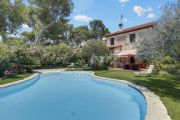 Cap d'Antibes - Charming provencal style villa with pool - photo2