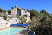 Proche Gordes - Belle maison sur les hauteurs avec superbe vue - photo2