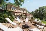 Luberon - Beautiful stone house with heated pool - photo1