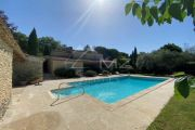 Gordes - charming house with view over the village - photo2