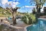 Vence - Provencal villa with sea view - photo3