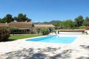 Proche Lourmarin - Villa de plain-pied avec vue sur le Luberon - photo3